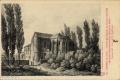03 Abside de l'église de St-Jean-en-l'Isle, ancienne commanderie de l'ordre de Malte