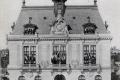 07 Inauguration du nouvel hotel de ville  8 juillet 1906, la sortie après l'inauguration