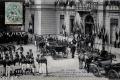 10 Inauguration du nouvel hotel de ville  8 juillet 1906, sortie de la réception à la sous-préfecture