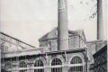 1906 La nouvelle cheminée des grands moulins, 18 avril 1906