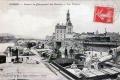 1908 Ponton de chargement des bateaux - Les moulins