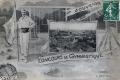 1909 Souvenir du concours de gymnastique 4 juillet 1909