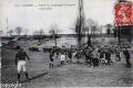 1911 Finale du challenge Dubonnet,pendant la mi-temps