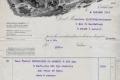 1912 Grands moulins - facture de farine 4 oct 1912
