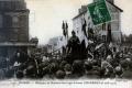1913 Obsèques du Maréchal-des-Logis-Aviateur Chanroux 6 avril 1913