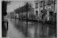 1954 Inondations rue Feray Corbeil-Essonnes