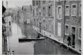 1954 Inondations rue de Cullion Corbeil-Essonnes
