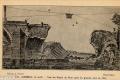 28 Vue des ruines du pont après les grandes eaux en 1802