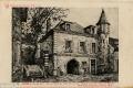 31 Ancien Hôtel de ville de Corbeil, reporté vers 1800 place du marché, eau forte 1878
