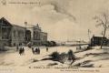 32 Débarcadère de Corbeil, dessiin 1845