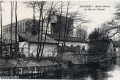 Moulin Hutteau - Les silos sur l'Essonne